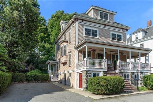Photo of 11 Oak Terrace, Malden, MA 02148 (MLS # 72711676)