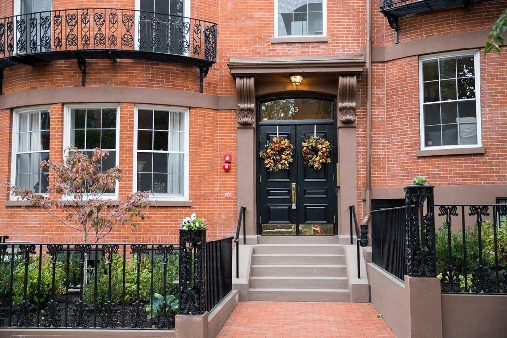Photo of 3 Joy Street #II, Boston, MA 02108 (MLS # 72562677)