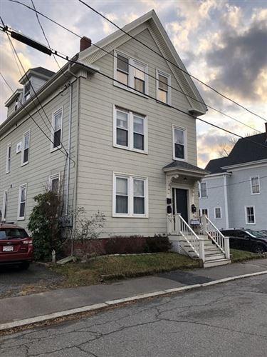 Photo of 8 Messervy Street #3, Salem, MA 01970 (MLS # 72771678)