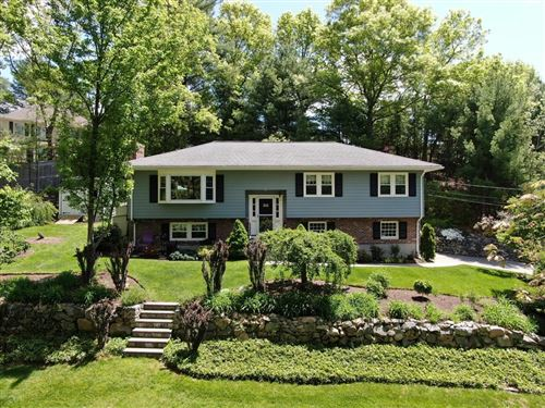Photo of 13 Hatters Hill Road, Medfield, MA 02052 (MLS # 72671679)