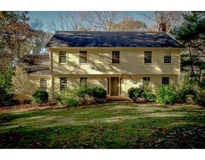 Photo of 60 BOGASTOW BROOK RD., Sherborn, MA 01770 (MLS # 72591686)