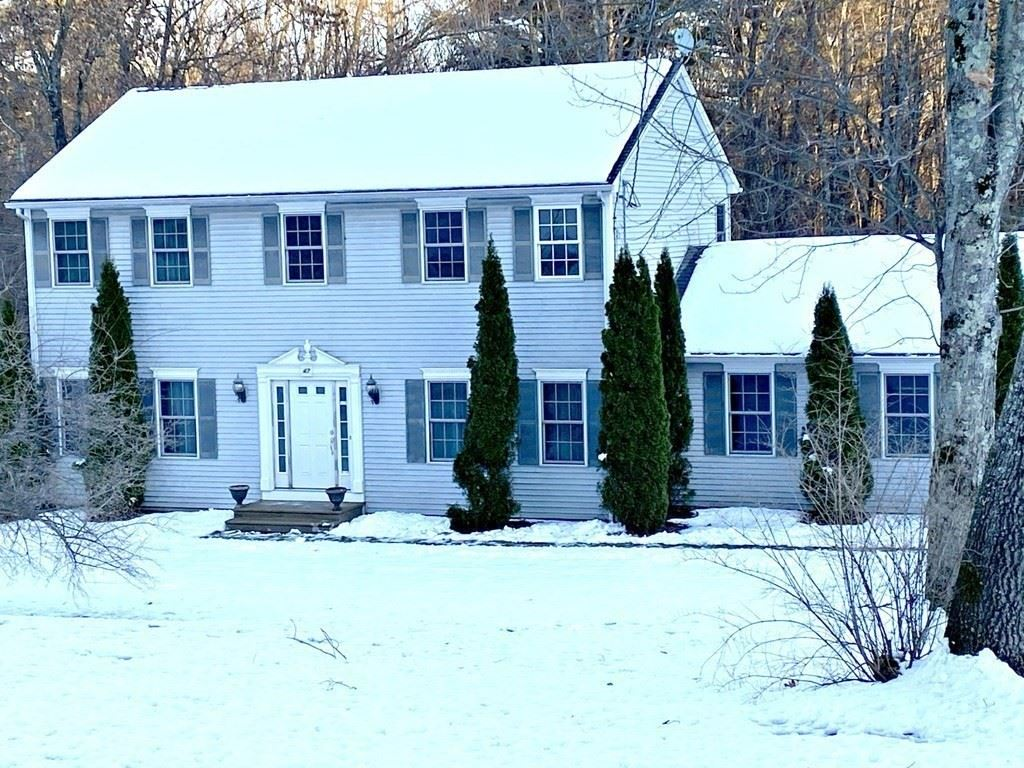 47 Old Gilbertville Rd, Ware, MA 01082 - MLS#: 72766687