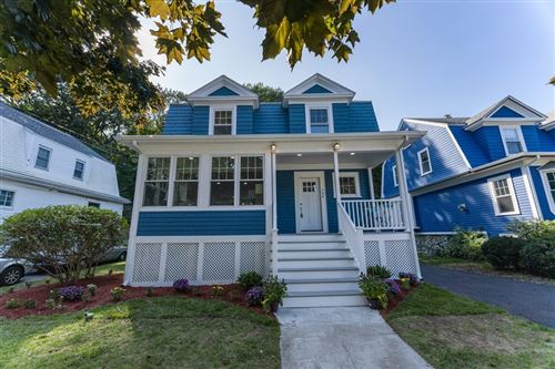 Photo of 100 Sargent St, Melrose, MA 02176 (MLS # 72727691)