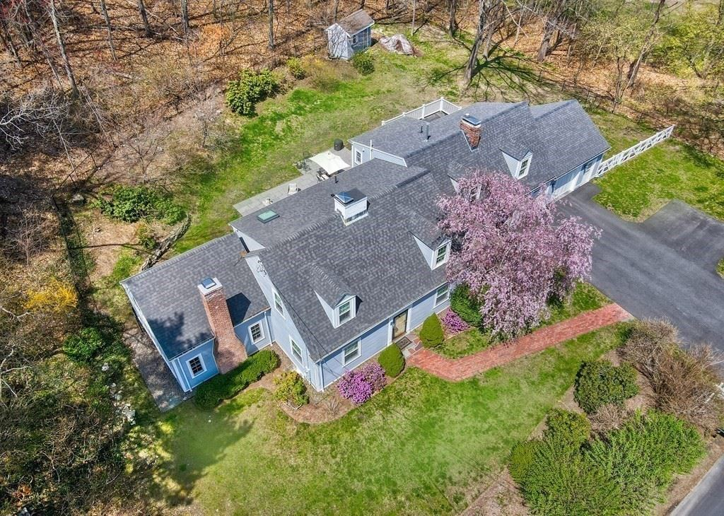 303 Dover Road, Westwood, MA 02090 - #: 72854691