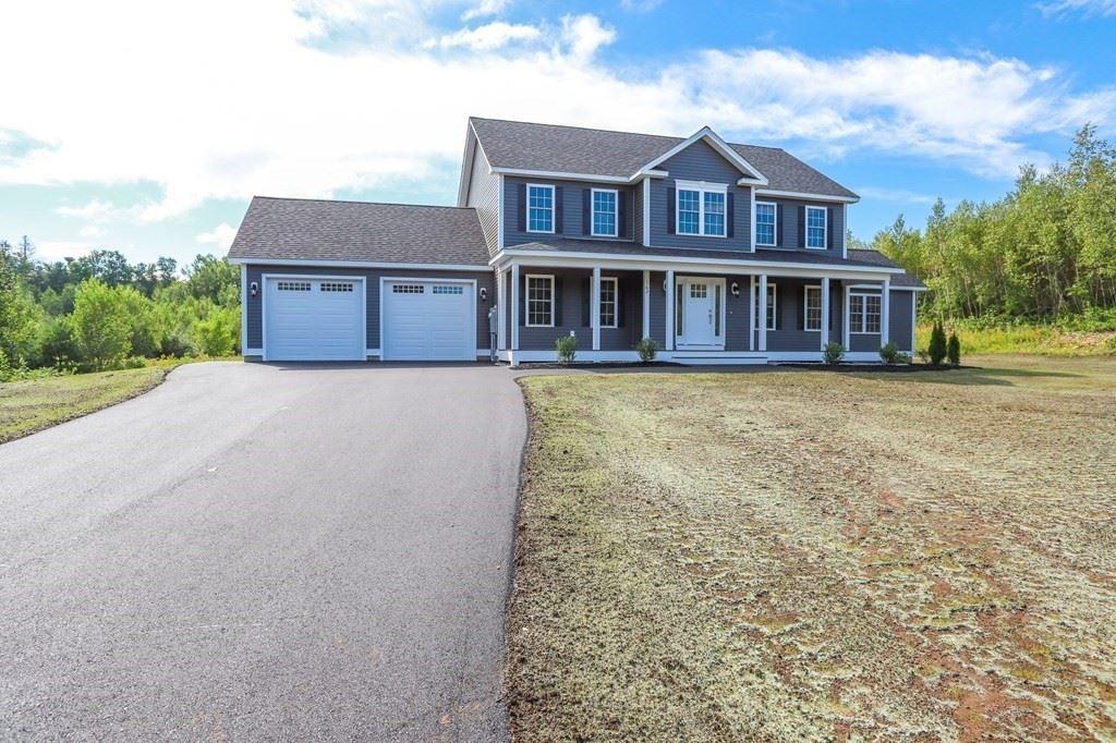 Lot 4 New Braintree, Rutland, MA 01068 - MLS#: 72828701