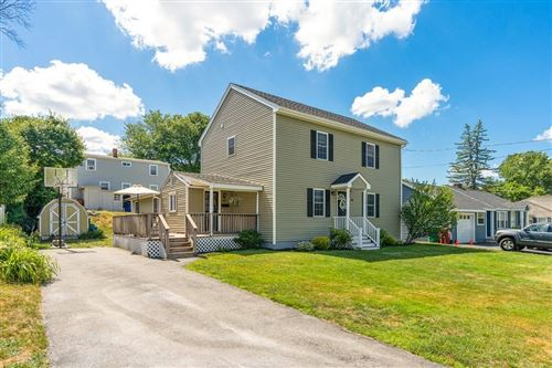 Photo of 82 Wollaston St, Lowell, MA 01852 (MLS # 72678702)