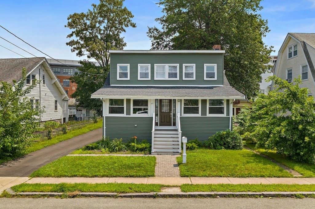59 russell park, Quincy, MA 02169 - MLS#: 72877706