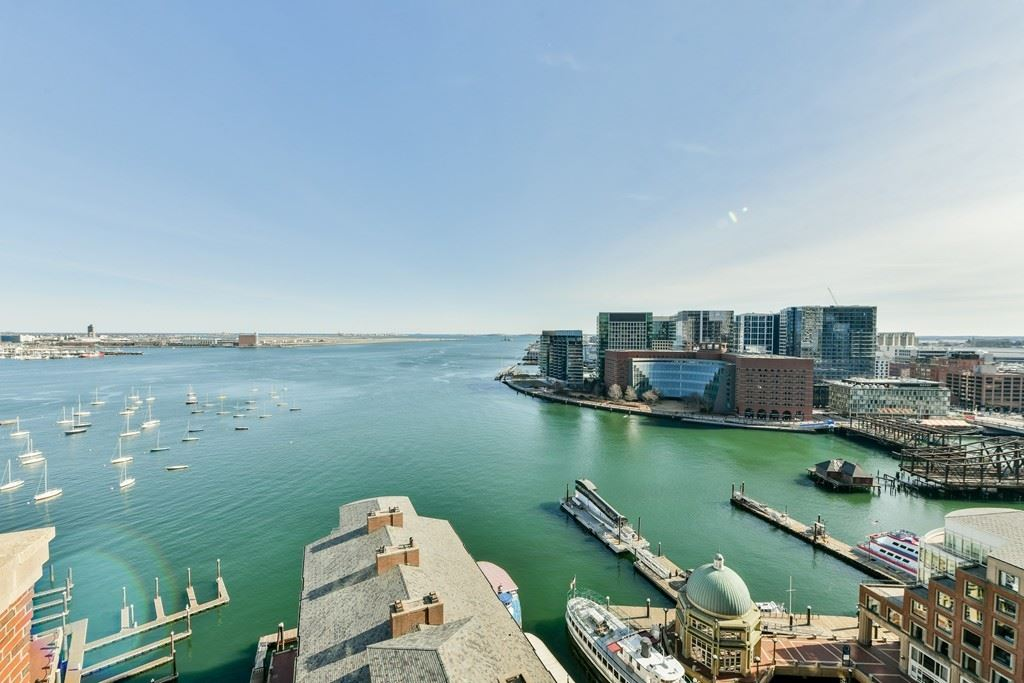 Photo of 10 Rowes Wharf #PH06, Boston, MA 02110 (MLS # 72827707)