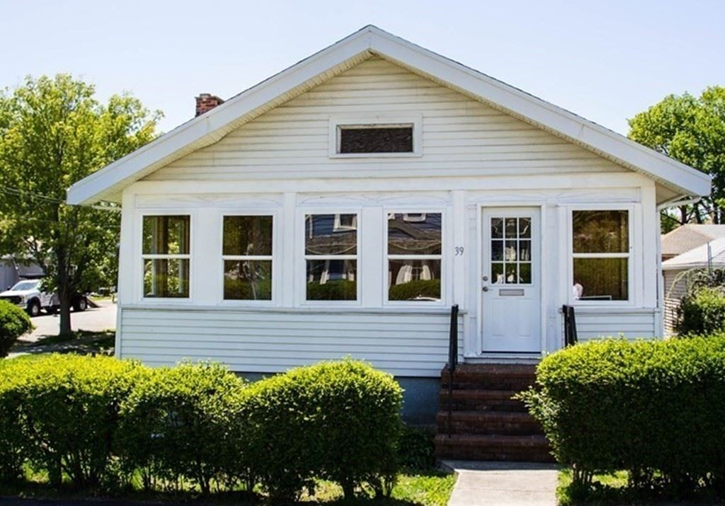 39 Bowdoin St, Quincy, MA 02171 - #: 72829707