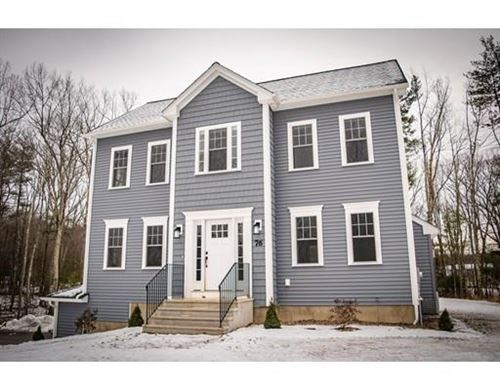 Photo of 76 Campbell Street, Rutland, MA 01543 (MLS # 72609708)