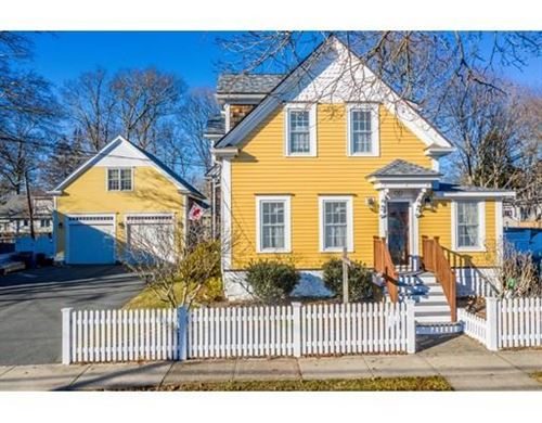 Photo of 74 Bridge Street, Fairhaven, MA 02719 (MLS # 72610709)