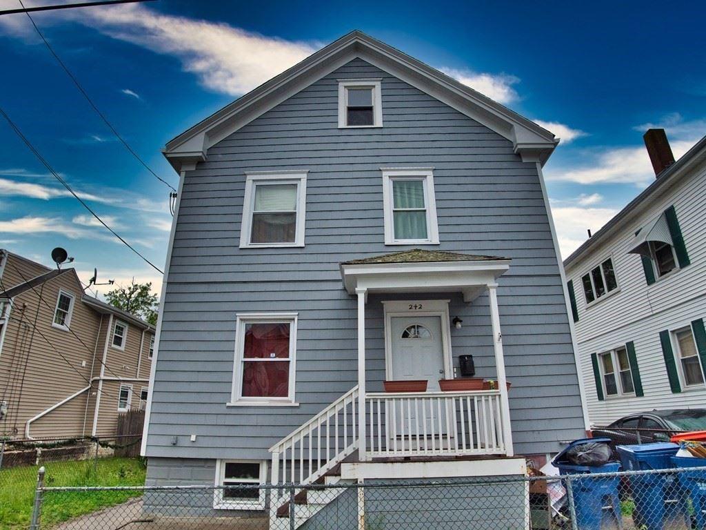 242 Austin St, New Bedford, MA 02740 - MLS#: 72841719