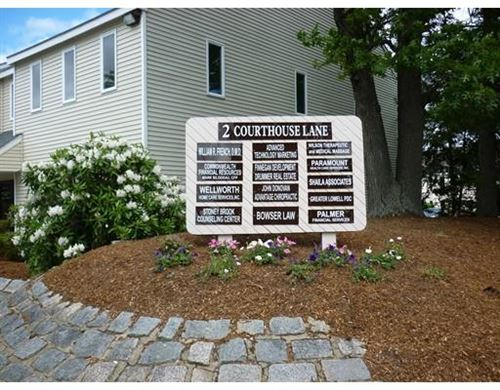 Photo of 2 Courthouse Lane #14Front, Chelmsford, MA 01824 (MLS # 72599723)