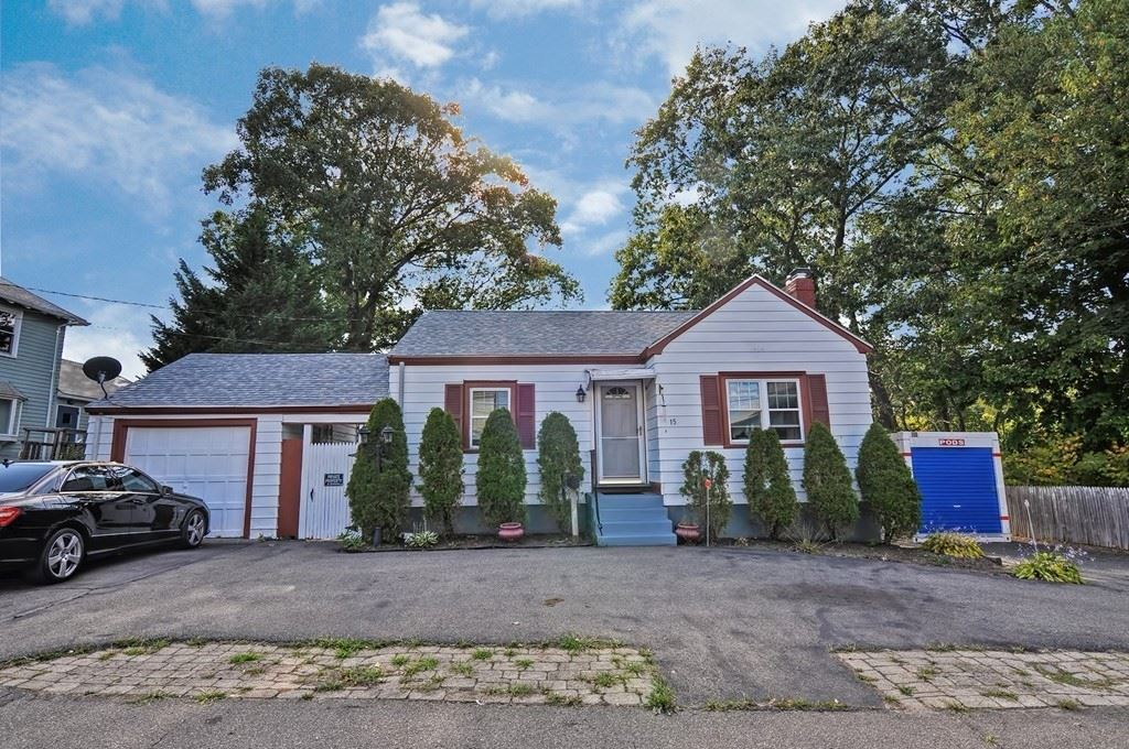 15 Hudson St, Quincy, MA 02169 - #: 72816724