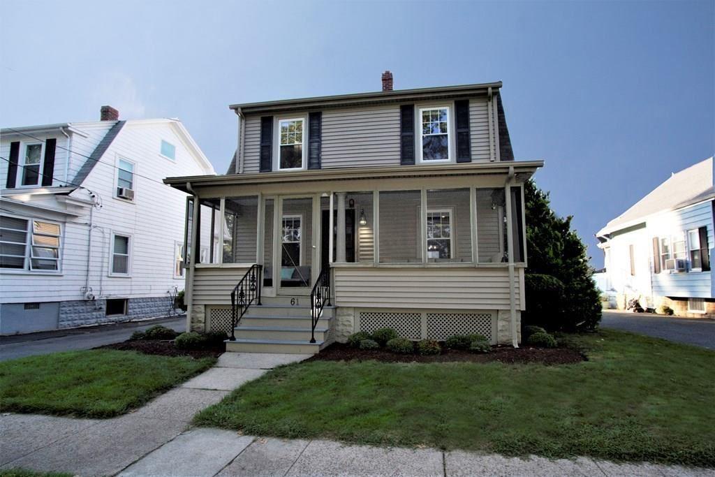 61 Lakeshore Rd, Peabody, MA 01960 - MLS#: 72723725