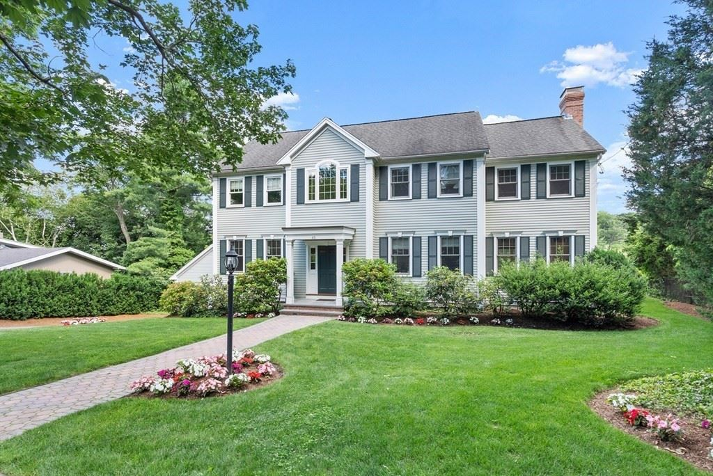 46 Valley Spring Road, Newton, MA 02458 - #: 72855726