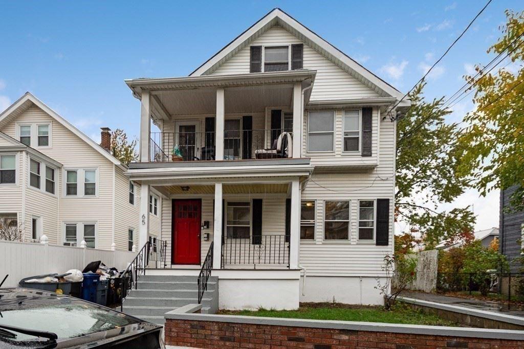 Photo of 65 Oakland Street, Boston, MA 02135 (MLS # 72750727)