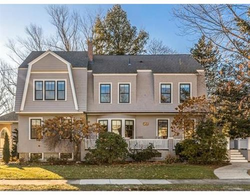 Photo of 14 Harrison Street, Winchester, MA 01890 (MLS # 72609731)