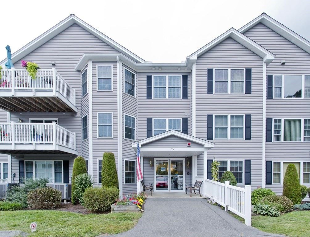 25 Greenleaves Dr #509, Amherst, MA 01002 - #: 72894732