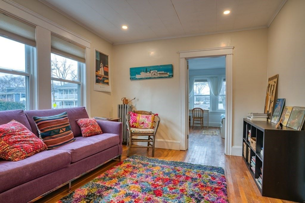 Photo of 185-187 Florence St #1R, Boston, MA 02131 (MLS # 72791736)