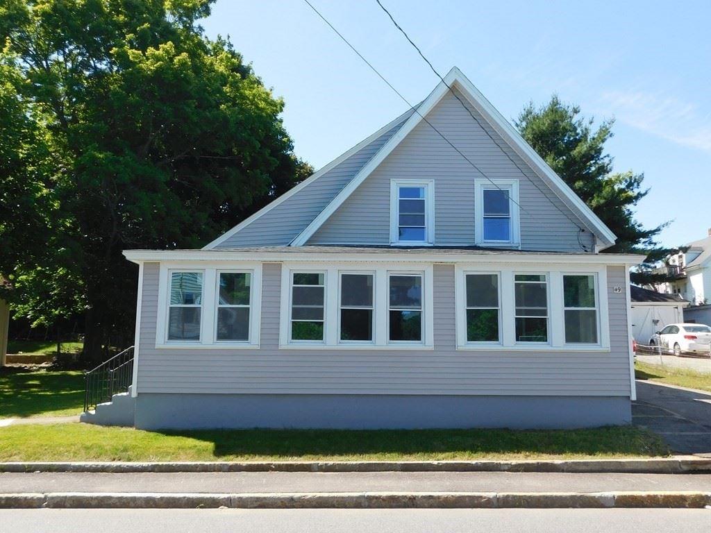 49 Chestnut St, Spencer, MA 01562 - MLS#: 72853737