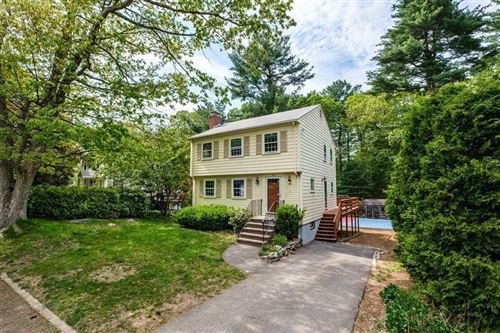 Photo of 103 Manor ave, Wellesley, MA 02482 (MLS # 72872739)