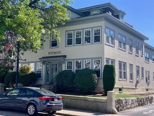 Photo of 12 West Wyoming Avenue #3, Melrose, MA 02176 (MLS # 72897740)