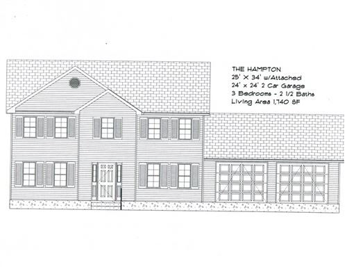 Photo of Lot 155 Old Westminster Road, Hubbardston, MA 01452 (MLS # 72788741)