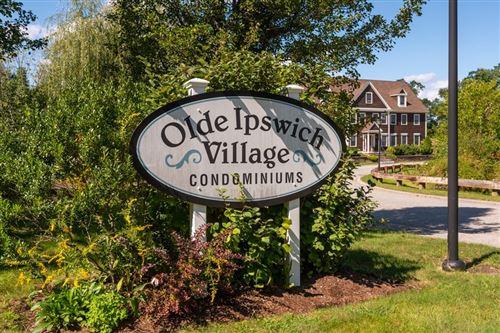 Photo of 4 Olde Ipswich Way #4, Ipswich, MA 01938 (MLS # 72894742)