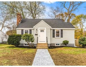 Photo of 14 Willow St, Wakefield, MA 01880 (MLS # 72591744)