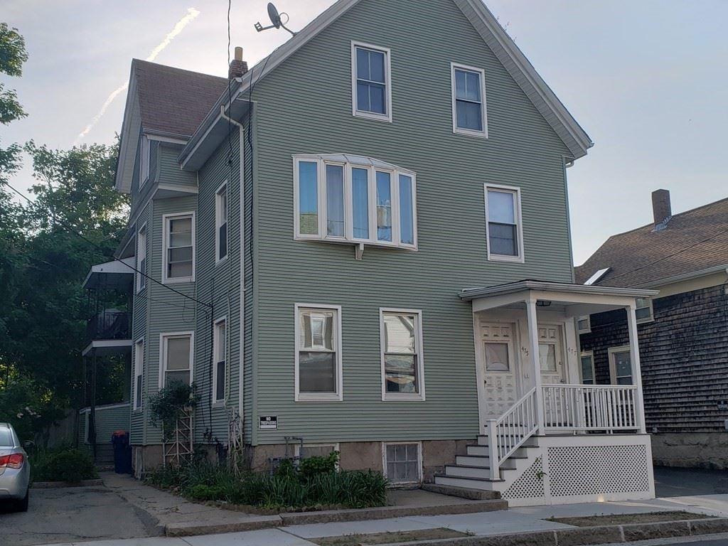 475- 477 Cottage Street, New Bedford, MA 02740 - MLS#: 72837744