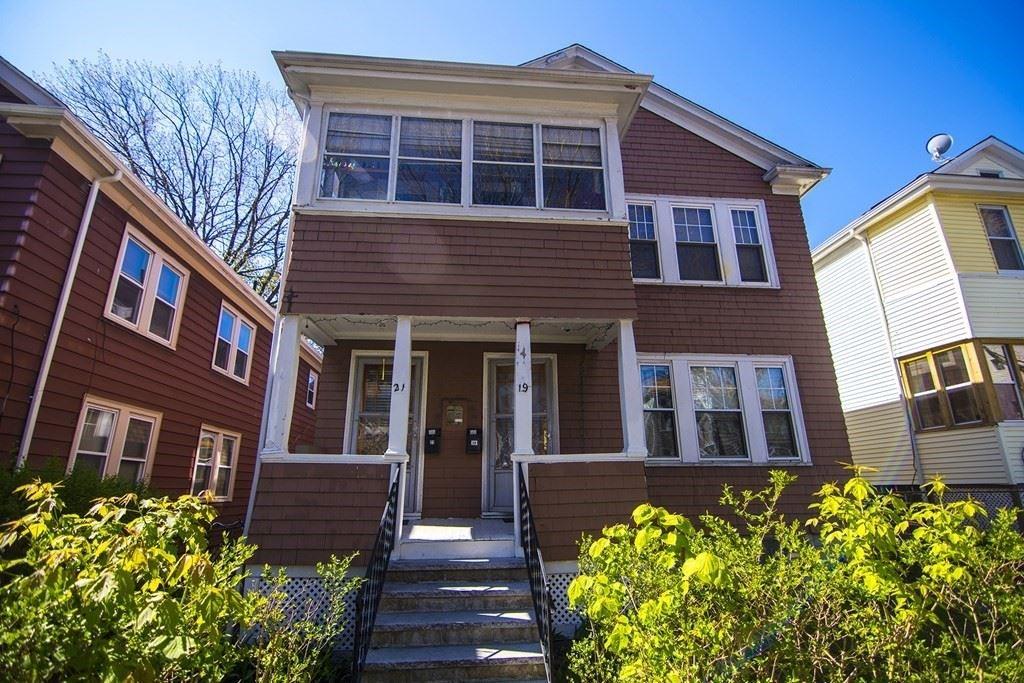 19-21 Priesing Street, Boston, MA 02130 - #: 72825746