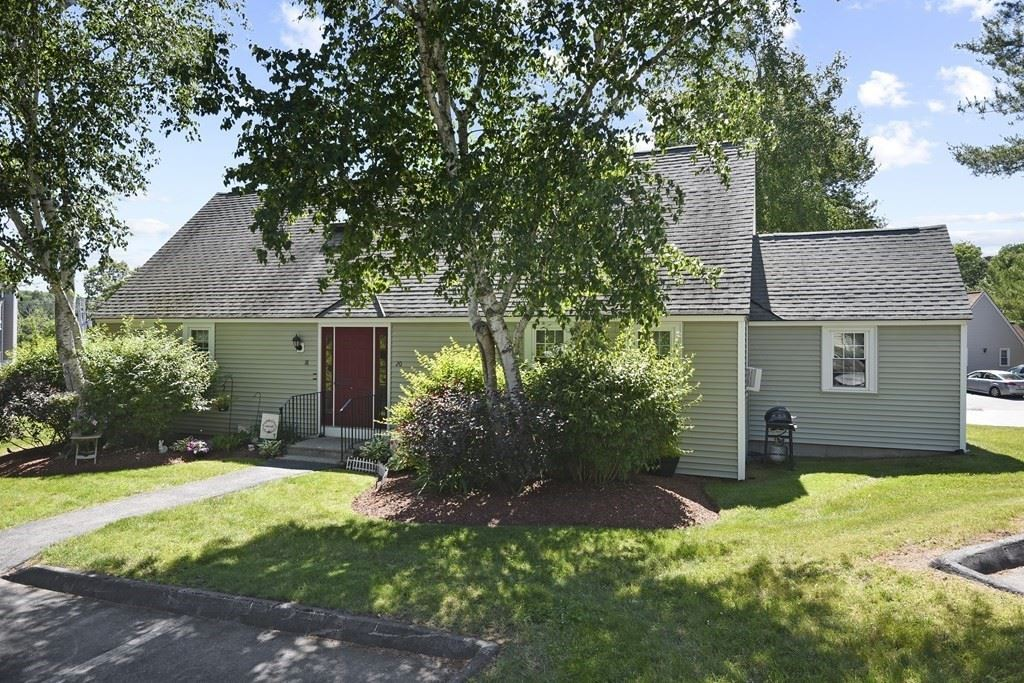 20 Bayberry Drive #8B, Worcester, MA 01607 - MLS#: 72852749