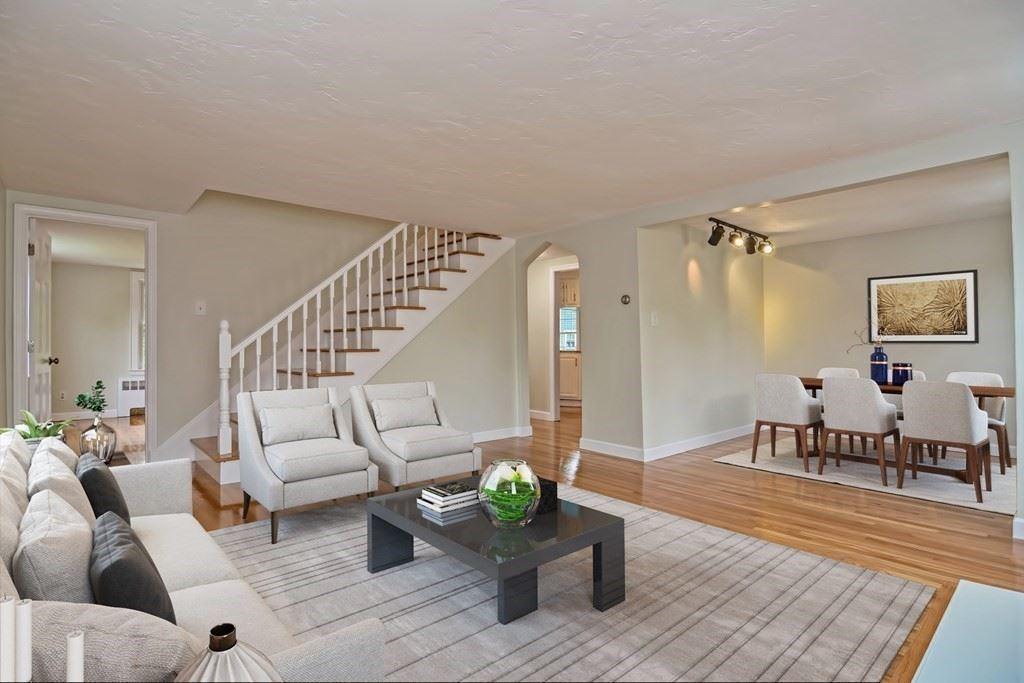 Photo of 28 Fuller Terrace, Newton, MA 02465 (MLS # 72670750)