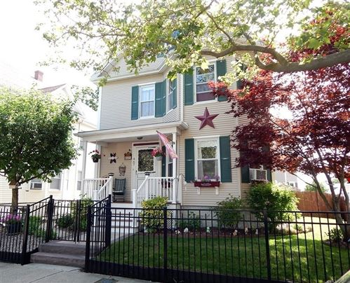 Photo of 467 BROCK AVE, New Bedford, MA 02744 (MLS # 72858751)