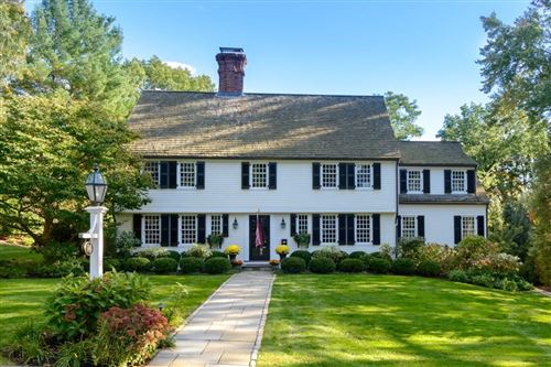 Photo of 14 Plymouth Road, Wellesley, MA 02481 (MLS # 72616753)
