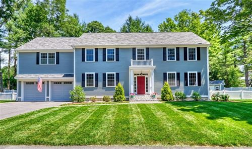 Photo of 1 CHARLESDALE ROAD, Medfield, MA 02052 (MLS # 72687754)