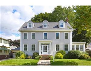 Photo of 348 Payson Road, Belmont, MA 02478 (MLS # 72574756)