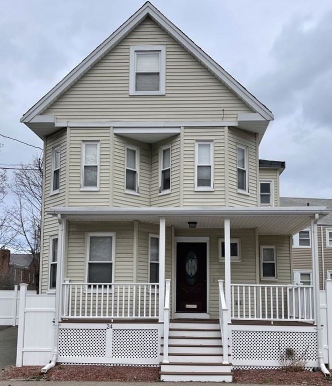24 Holmes St, Quincy, MA 02171 - #: 72810757
