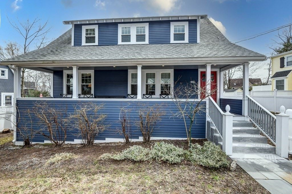 308 Central Ave, Needham, MA 02494 - #: 72809760