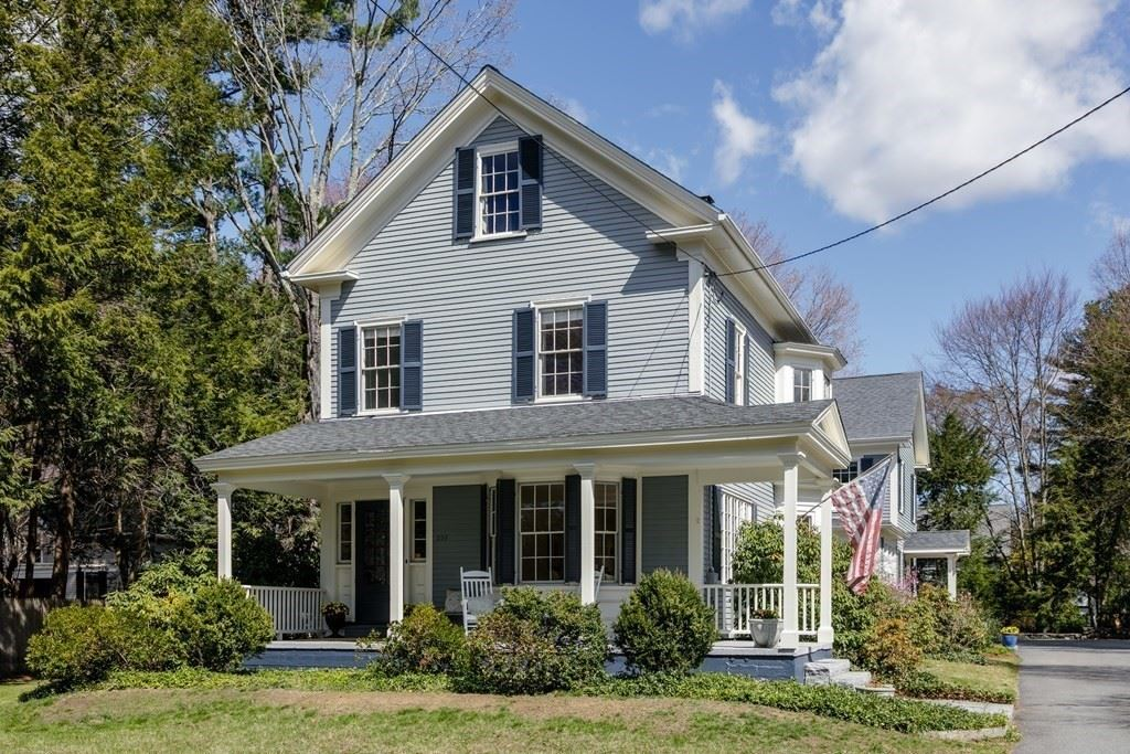 238 Elm Street, Concord, MA 01742 - #: 72811760