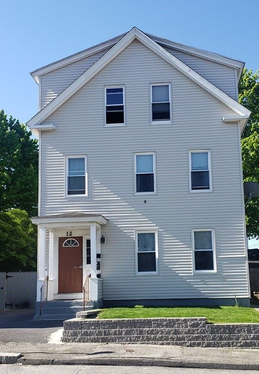 12 Branch St, Worcester, MA 01604 - MLS#: 72832760