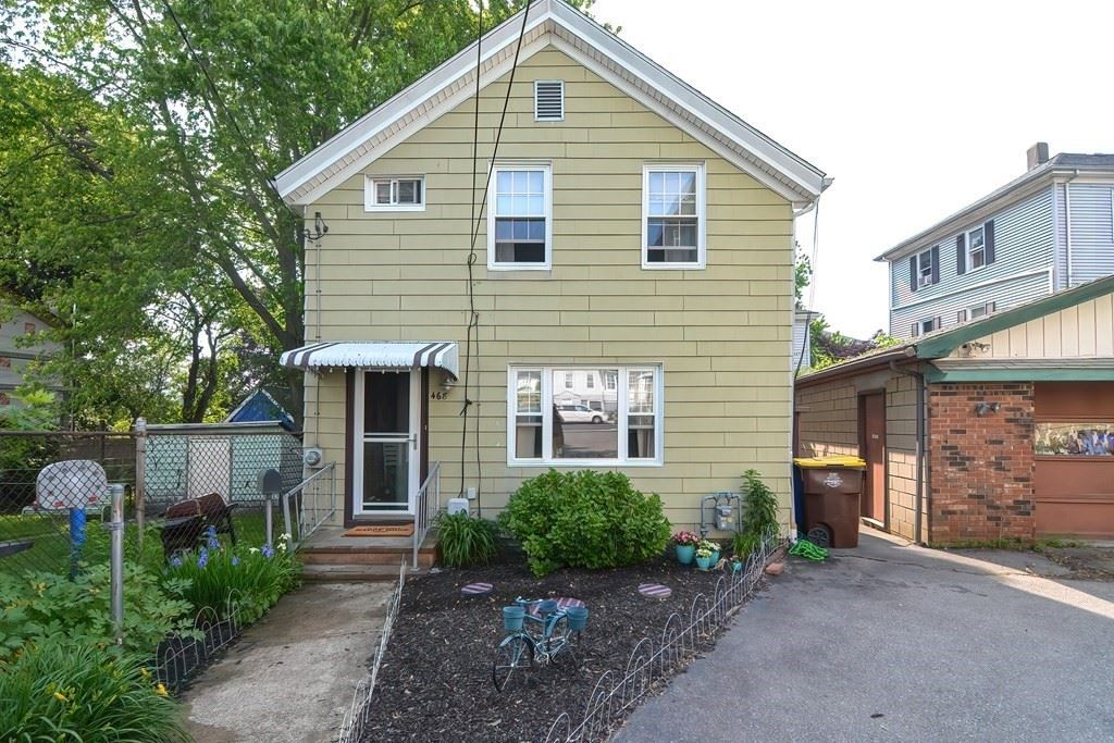 468 Montaup St, Fall River, MA 02724 - MLS#: 72846760