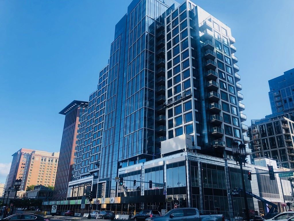 Photo of 133 Seaport Blvd #1607, Boston, MA 02210 (MLS # 72770763)