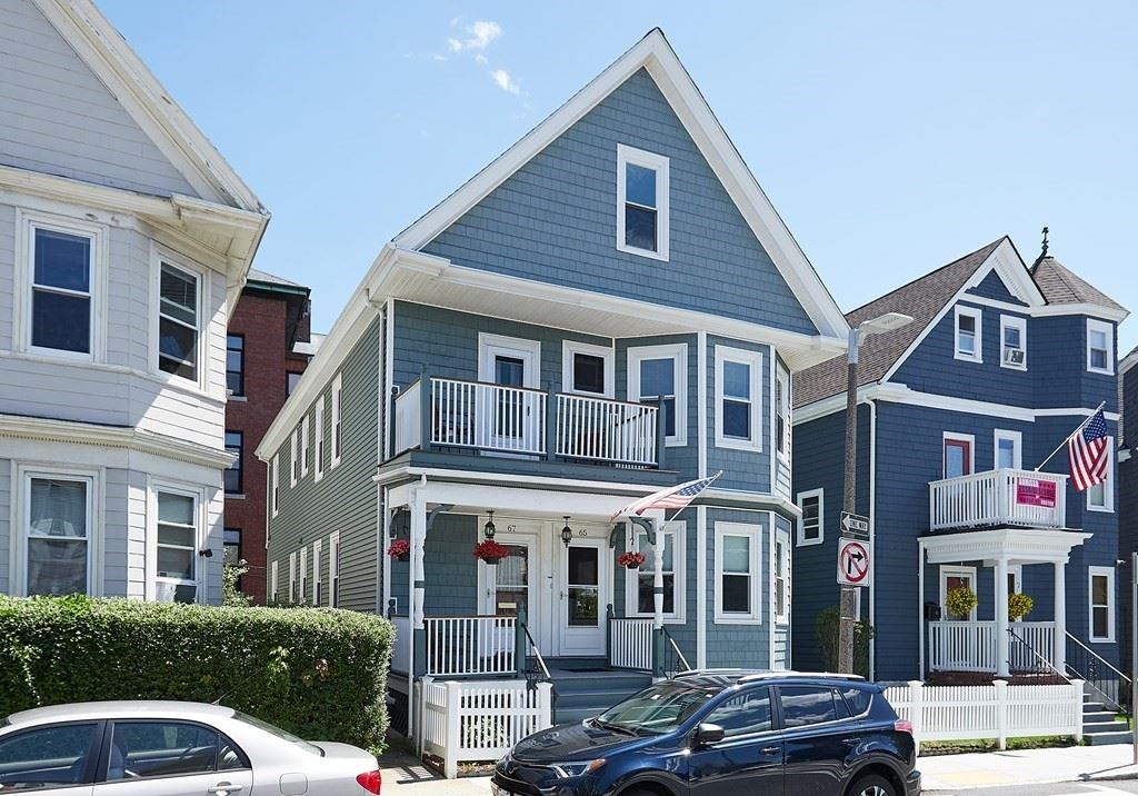 65 Roseclair st, Boston, MA 02125 - MLS#: 72852764