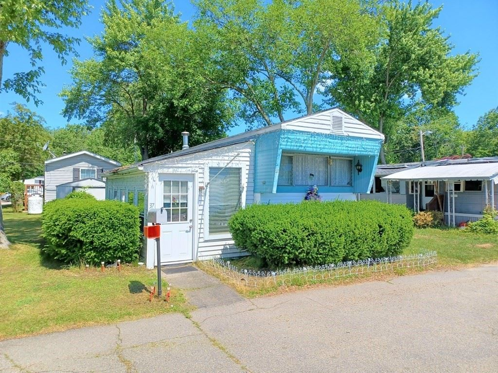 130 East Washington St #37, North Attleboro, MA 02760 - MLS#: 72853764