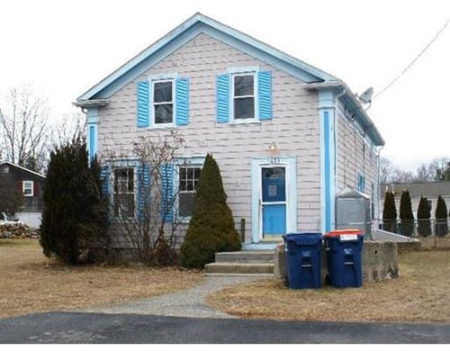 Photo of 1451 Old Plainville Rd, New Bedford, MA 02745 (MLS # 72611767)