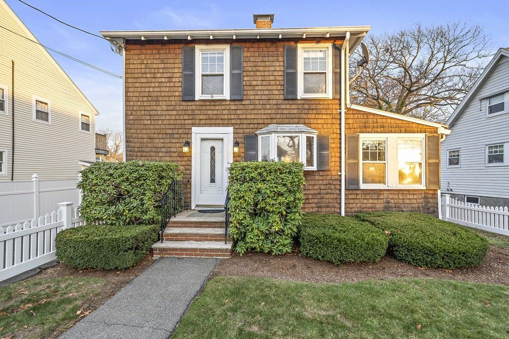 Photo of 56 Braintree Ave, Quincy, MA 02169 (MLS # 72759767)