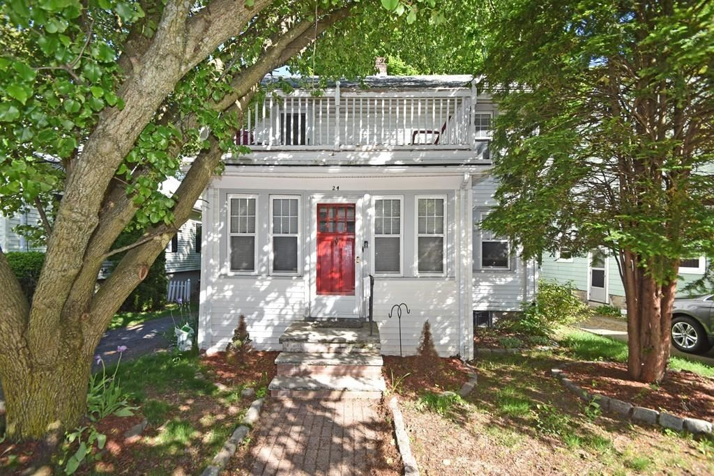 24 Lasell Street, Boston, MA 02132 - MLS#: 72662770