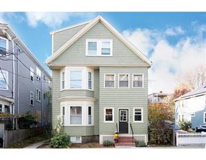 Photo of 16 Henry St #1, Brookline, MA 02445 (MLS # 72588771)